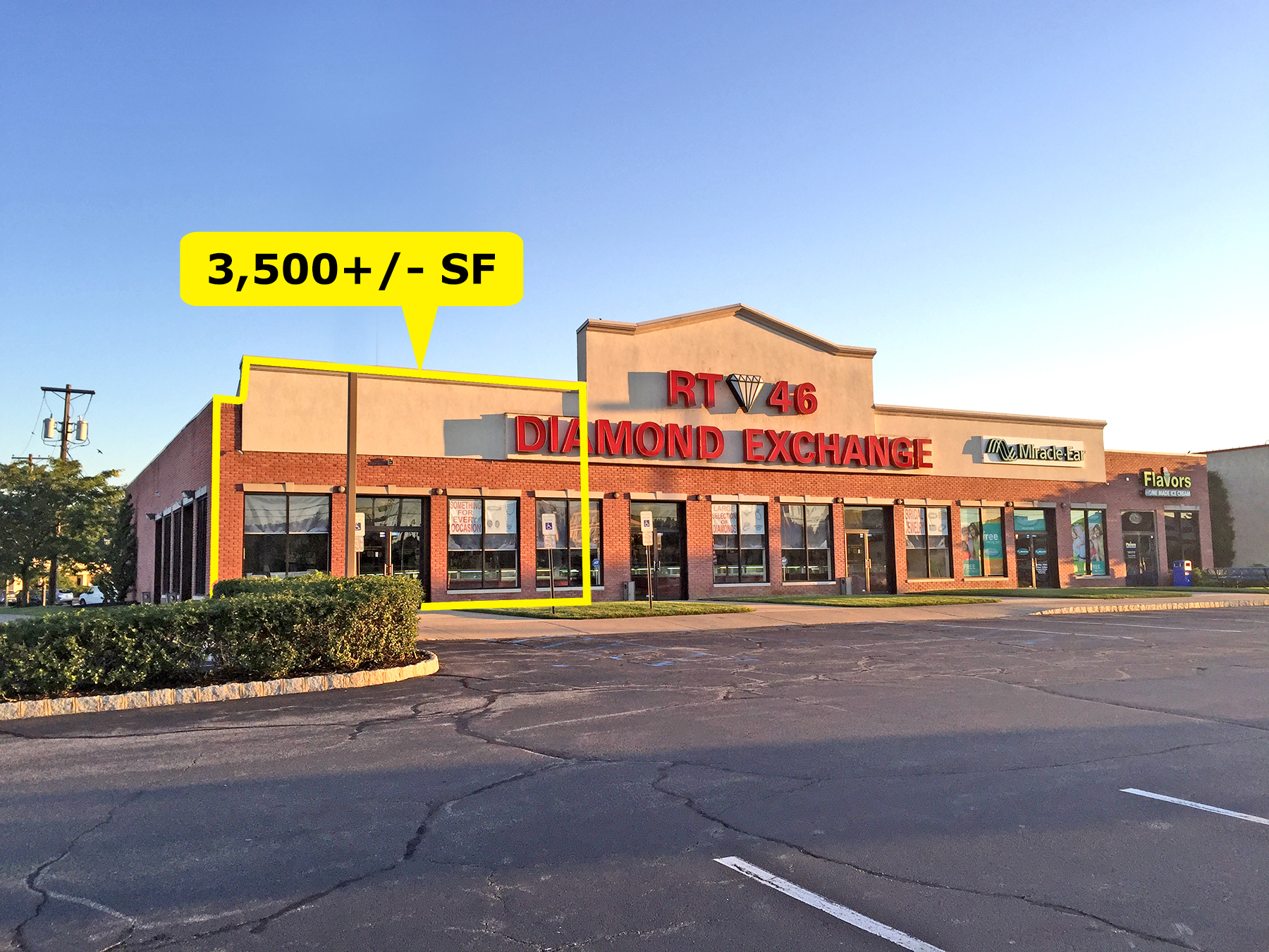 Fairfield End Cap The Goldstein Group Nj And Ny Retail Real Estate Brokers