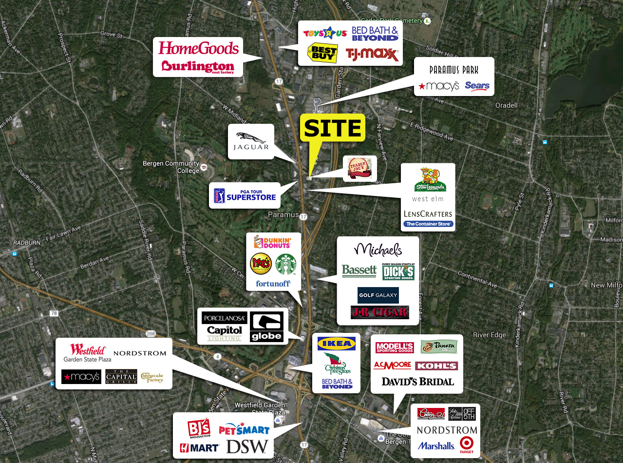 Former Office Depot The Goldstein Group Nj And Ny Retail Real Estate Brokers