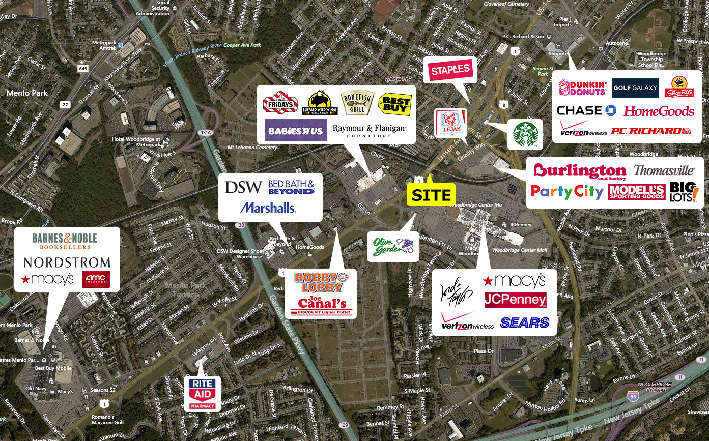 670 Route 1 The Goldstein Group Nj And Ny Retail Real