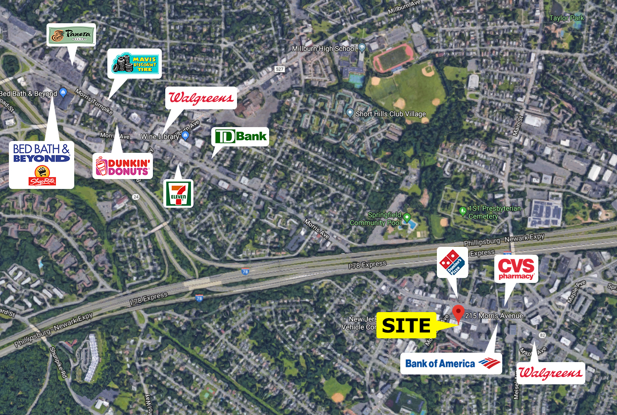General Green Shopping Center The Goldstein Group Nj And Ny
