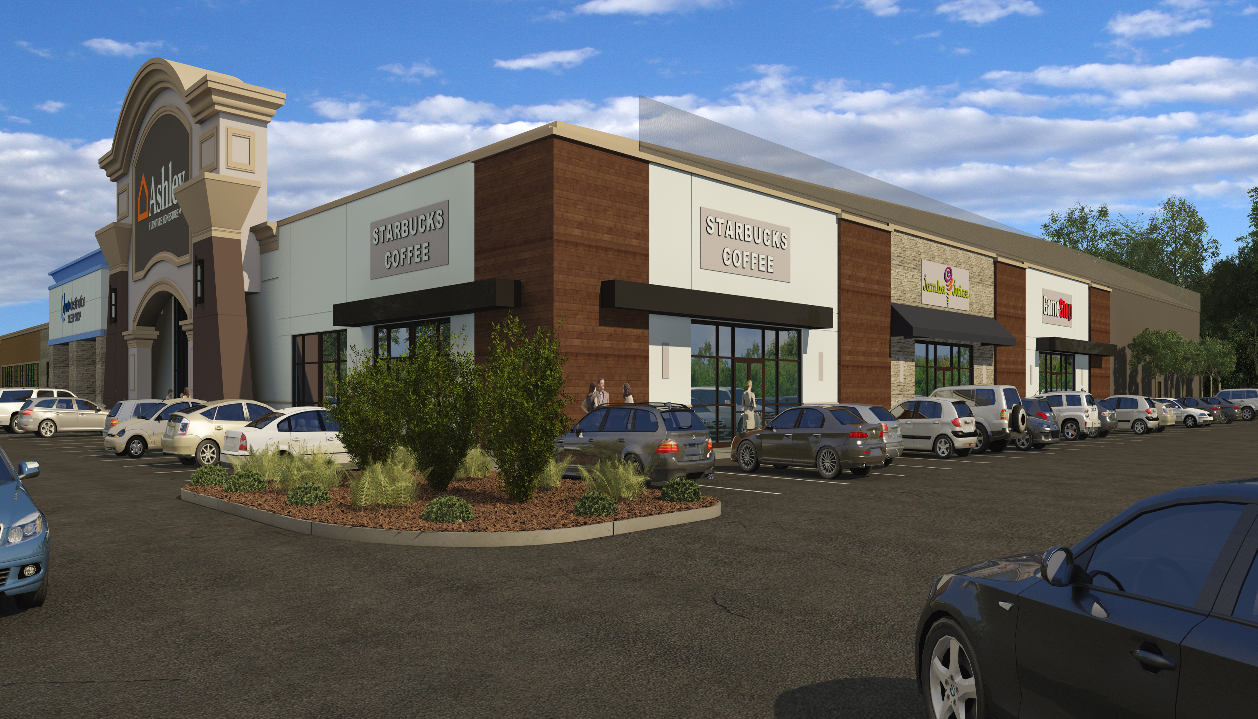 Ashley Furniture Center - The Goldstein Group: NJ and NY ...